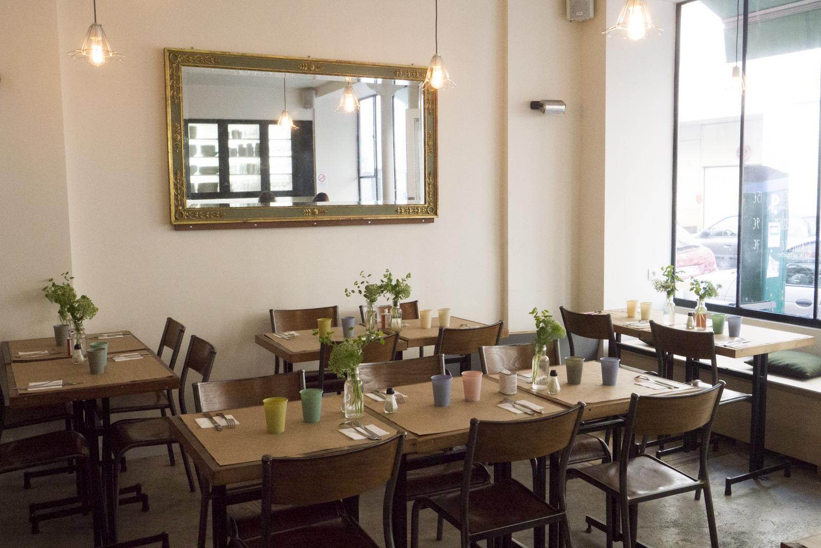 Les restaurants où manger bio, sain et pas cher à Paris !